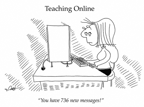 Know your online teaching habits.. | leftyconcarne